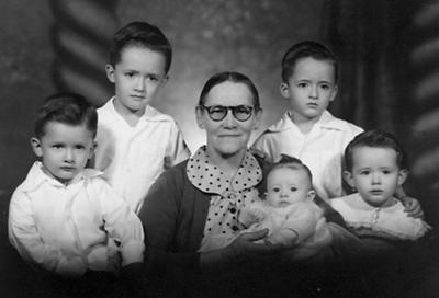 Grandma Heleodora Rodriguez