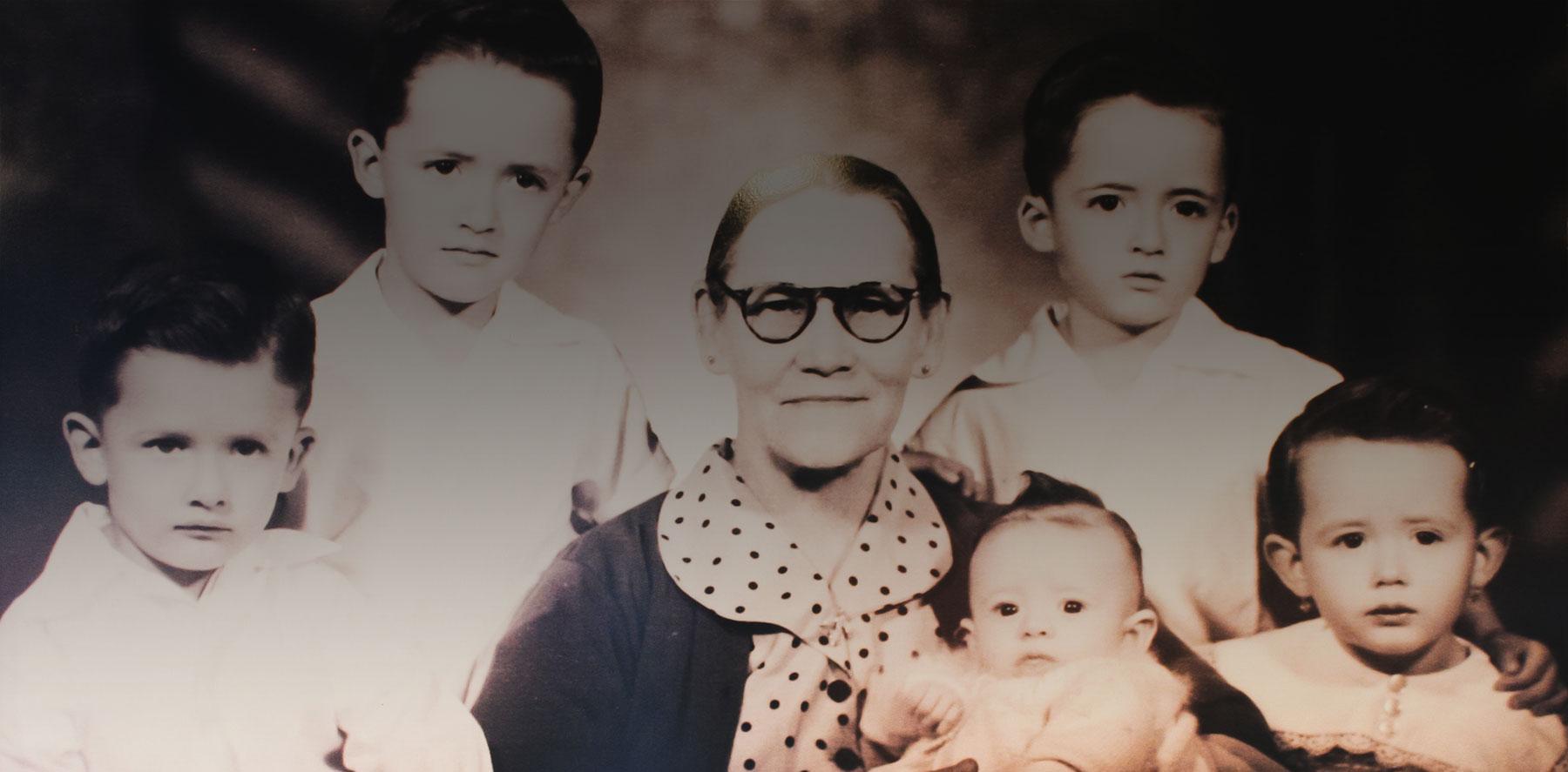 Casa Ramos restaurant and family history